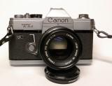 Canon TL QL and Caffenol