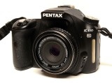 Pentax 40mm Pancake Lens