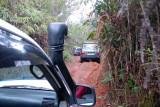 En route vers la Forêt Iaroka