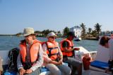 Départ de Toléar vers l'Île Nosy Ve