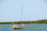 Un voilier malgache