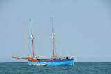 Un plus gros voilier malgache