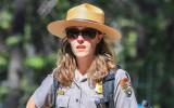 Mariposa Grove National Park Ranger in Yosemite National Park