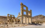 Rhyolite Historic Townsite – Nevada