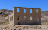 One of two schools in the Rhyolite Historic Townsite