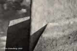 Sky, Shadows and Adobe