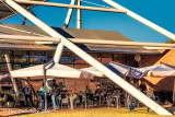 Pops 66 Soda Ranch - Out Back
