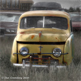 1946 - 1948 Crosley Model CC