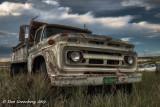 1962-63 Chevy Dump Truck