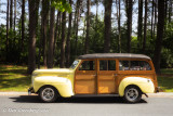 1940 Plymouth Woody