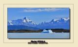 Glaciar UPSALA 2020 Santa Cruz ARGENTINA