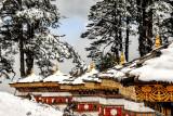 Douchula, Bhutan