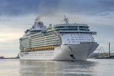 cruise ships leaving Galveston
