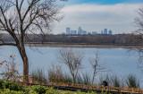 Dallas Skyline from Arboretum