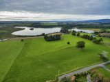 Lake Papaitonga from the drone