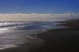 Winter's day walk on Otaki beach