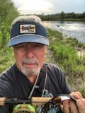 July 29, 2020 --- Red Deer River, Alberta
