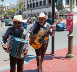 Musicians Downtown Ensenada