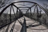 Old Steel Canyon Bridge