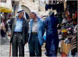Arab Quarter, from Damascus Gate