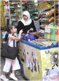 Getting a treat (Arab Quarter)
