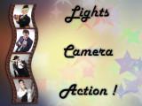 LIGHTS-CAMERA-ACTION!