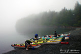Kayaking - Johnstone Strait, British Columbia