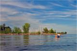 Kayaking - Montreal, Quebec