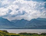 Isle of Arran from Ardscalpsie, Bute