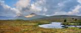 Rannoch Moor and the Black Mount