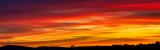 Sunrise over the Sidlaws