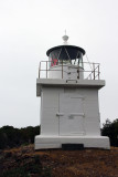 We stopped for 10 minutes to visit Blinking Billy (Round Hill lighthouse) near Burnie