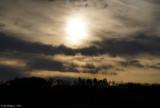 Sun Setting in Gettysburg