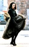 90's Street : Sherry A in Fur - Elite Milano / Topline Agency Amsterdam