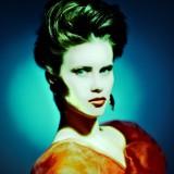 90's Beauty : Yvonne F - Elite Amsterdam / Fashion Models Milano E6 - C41 Cross Process Beauty