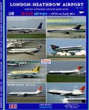 Vol.1 - British Airways at Heathrow 1970's to mid '80's..Now available!