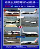 Vol.2 - London Heathrow - 30 Years of British Airways from the Mid 80's to current day