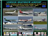 London Heathrow- European Airlines from the past (Not yet available)