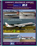 The McDonnell Douglas DC8 at Heathrow. Available now!