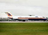 DC9-30 5N-BBA