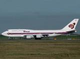 Boeing 747-400 HS-TGM