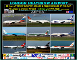 London Heathrow 1980's-1990's