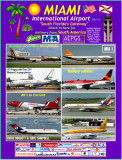 Miami International Airport (MIA1) - Airlines from South America. Expected release - Autumn 2021