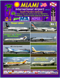 Miami International Airport (MIA2) - Airlines from the Bahamas, Caribbean, Latin & Central America and Mexico. Expd. Autumn 2021