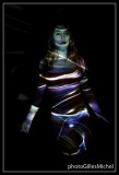 Light Painting Experience with Eleonore