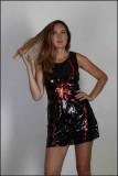 The black skirt by Deirdre