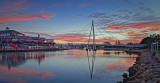 Dolphin Quay Sunrise