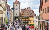 A stroll through Rothenberg.