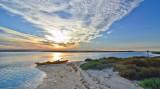 Creery Channel Sunrise