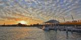 Mandurah Bridge Sunset